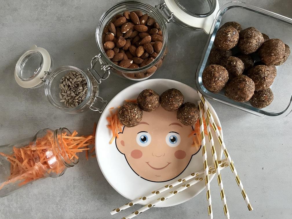carrot-raw cakes-raw-cake-bites-dessert-sweet-cookies-healthy-recipe-Iceberg Salat Centar