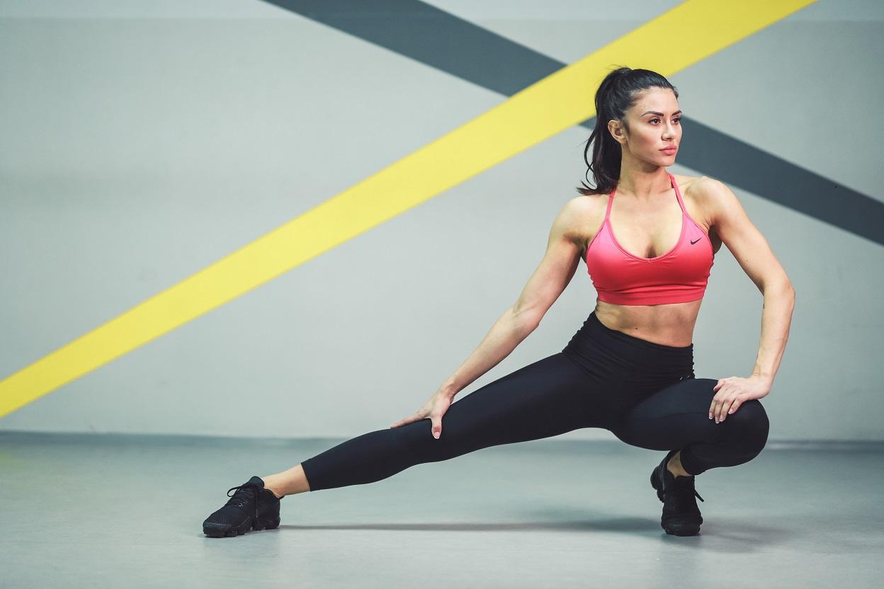 fitness-workout-exercise, aerobic, bodz shape, muscles, nutrition, health, Janka Budimir, video tutorial, Iceberg Salat Centar