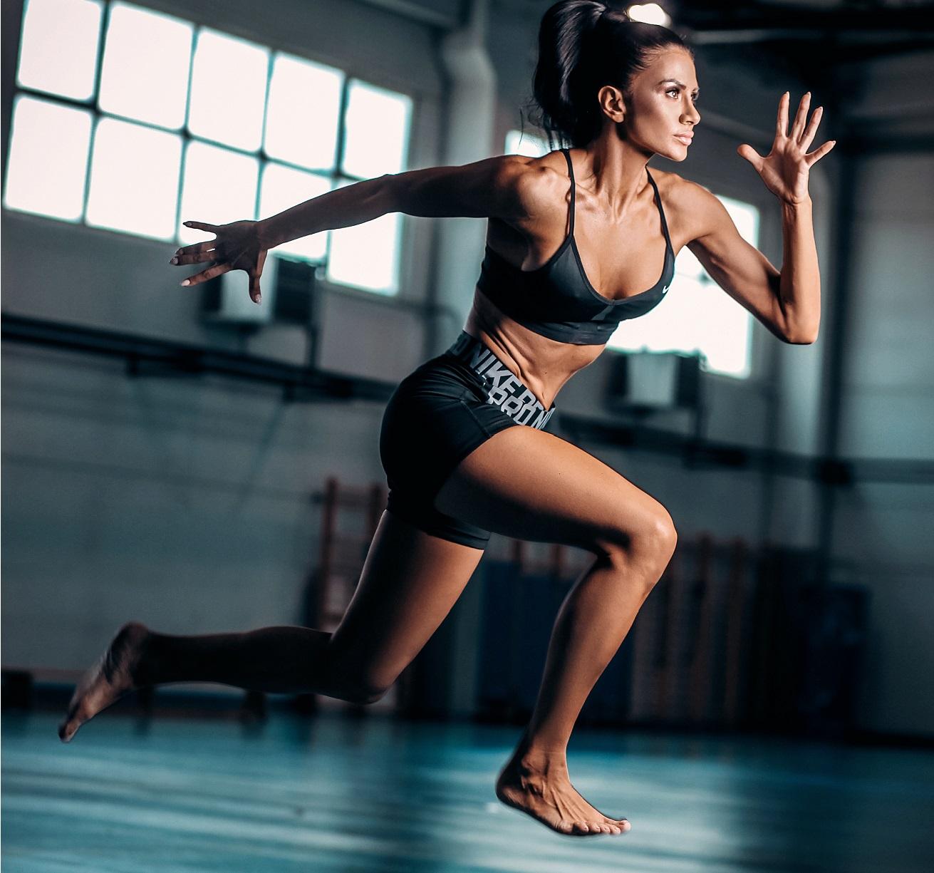 fitness, training, workout, aerobic, heath, nutrition, muscles, tone, muscle tone, body shape, Janka Budimir, Iceberg Salat Centar