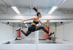 Janka fitness instructor