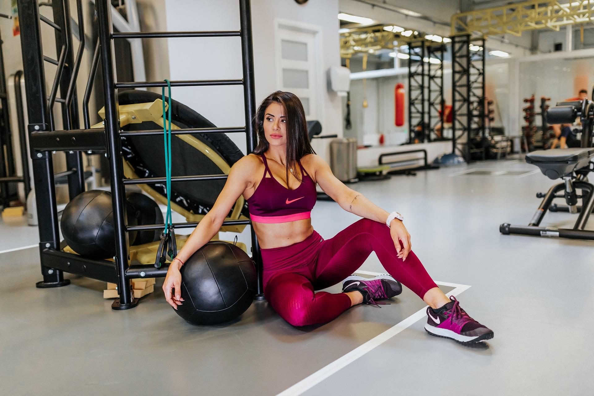 Workout May